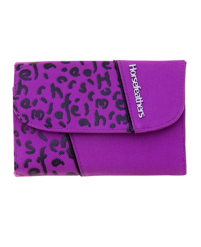 HORSEFEATHERS Horsefeathers peněženka Pickpocket (purple)