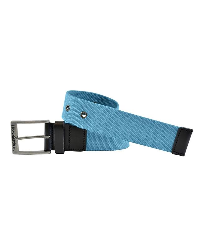 HORSEFEATHERS Horsefeathers pásek Ron (caribbean blue)
