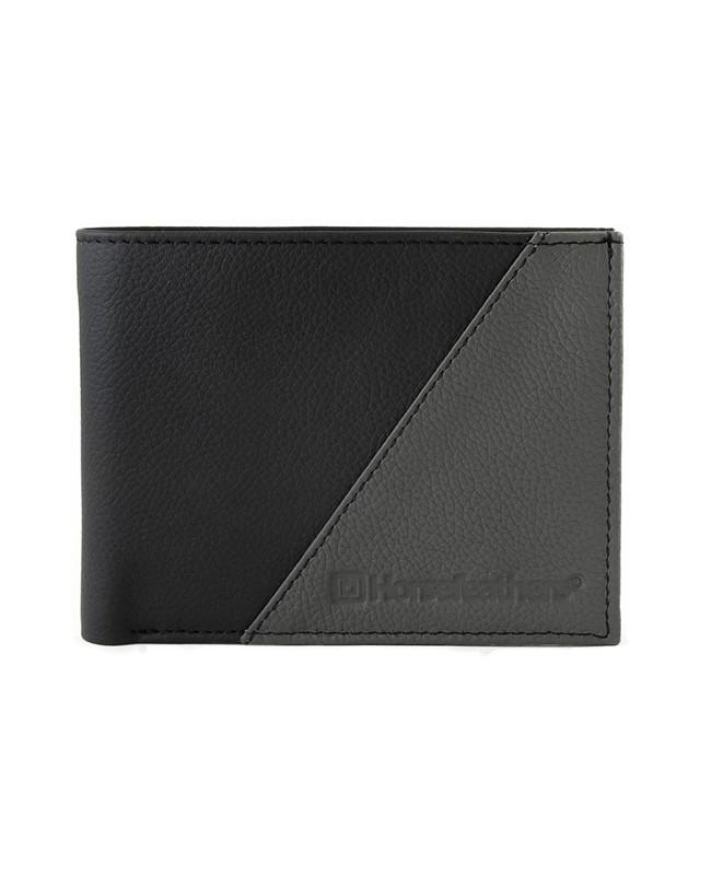 HORSEFEATHERS Horsefeathers peněženka Jeff (black)
