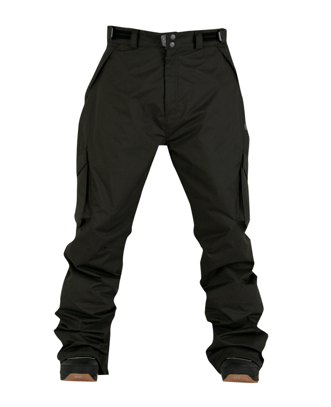 HORSEFEATHERS GRUIS KIDS PANTS insulated (black) M
