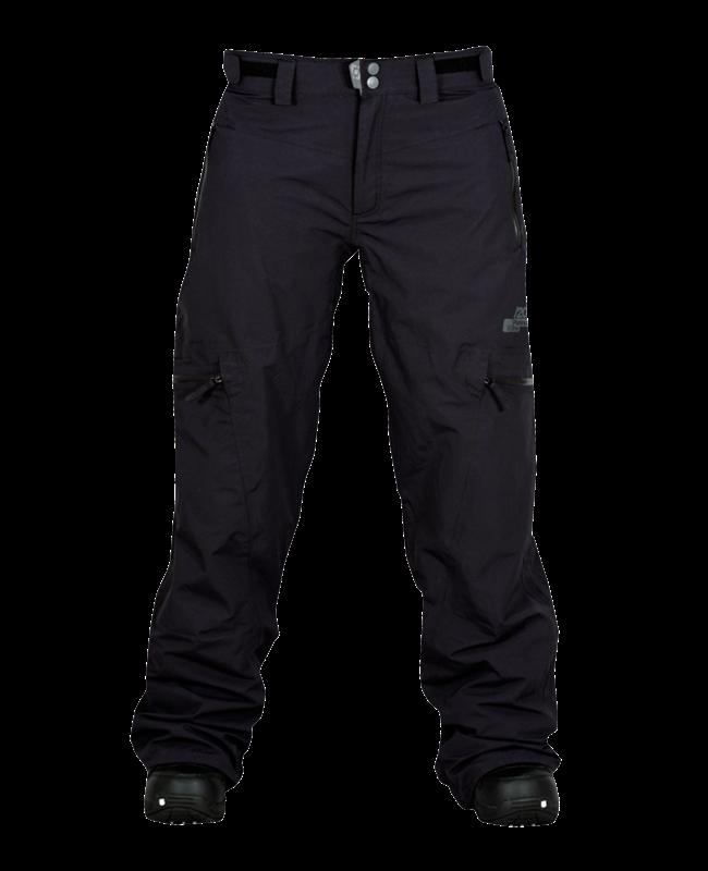 HORSEFEATHERS Horsefeathers kalhoty Indi Shell (black) L