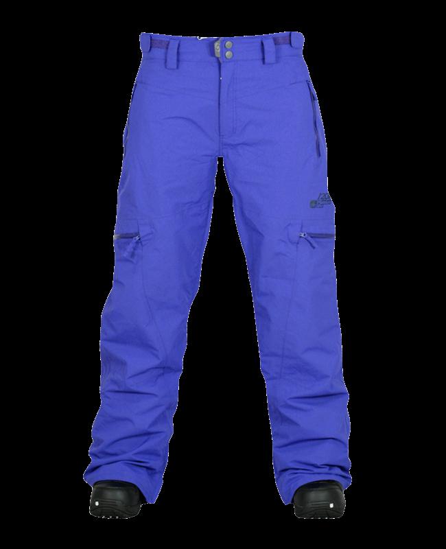 HORSEFEATHERS Horsefeathers kalhoty Indi Shell (dark blue) XL
