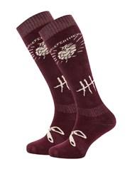 Horsefeathers Beerology Thermolite snowboard socks