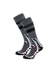 Horsefeathers Shark Thermolite snowboard socks
